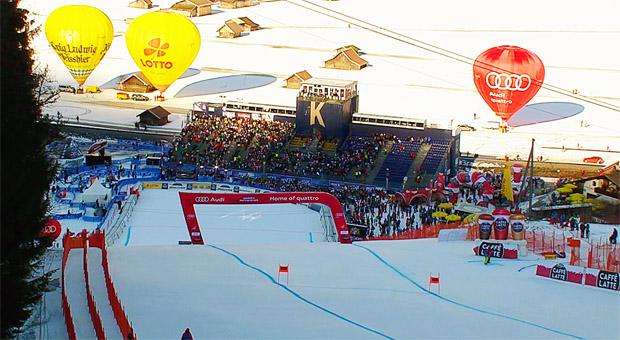 Bis 2020 ist Garmisch ein Fixpunkt im Weltcupkalender