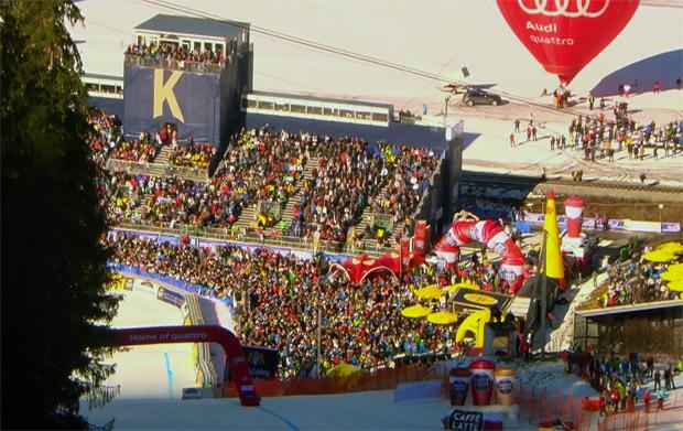 In Garmisch-Partenkirchen sind die Ski Weltcup Damen und Herren auch in der Olympiasaison zu Gast