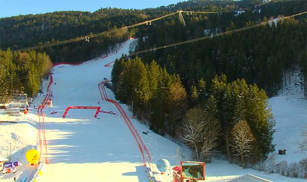 LIVE: 1. Abfahrtstraining der Herren in Garmisch-Partenkirchen 2020, Vorbericht, Startliste und Liveticker