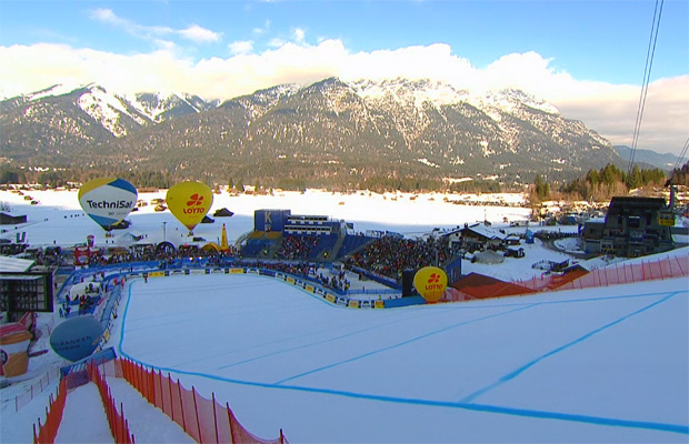 Riesenslalom Garmisch