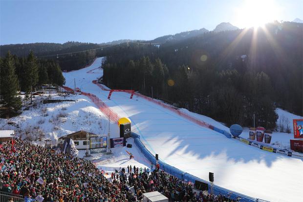 LIVE: 1. Abfahrtstraining der Damen in Garmisch-Partenkirchen 2019 - Vorbericht, Startliste und Liveticker (© Ok Ski-Weltcup GAP)