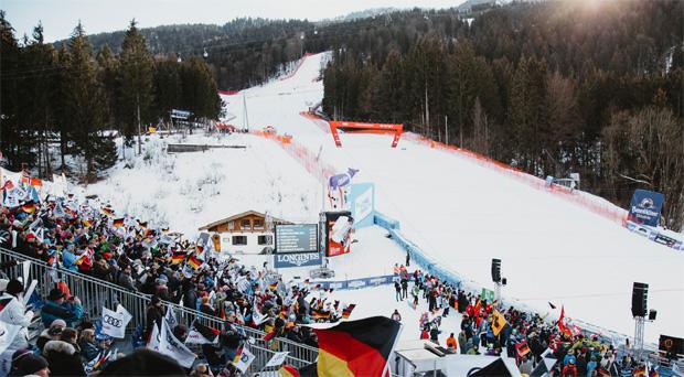 Skiweltcup Garmisch