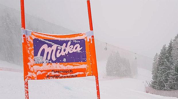 Riesentorlauf der Herren in Gramisch-Partenkirchen ist abgesagt (Foto: FIS-Ski.com)