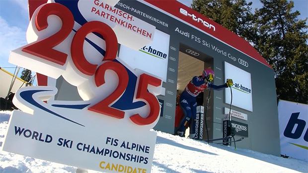Vergabe der Ski-WM 2025: Die Entscheidung fällt am 3. Oktober 2020.