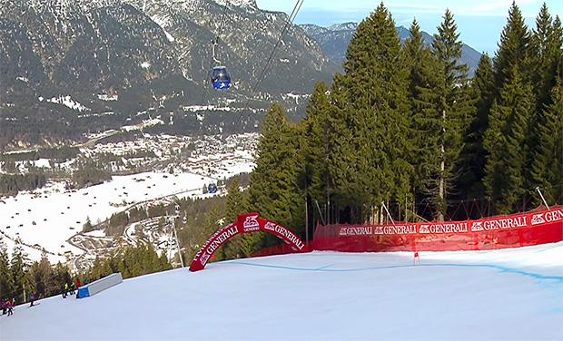 Garmisch-Partenkirchen bewirbt sich offiziell als Ausrichter der Ski-WM 2027