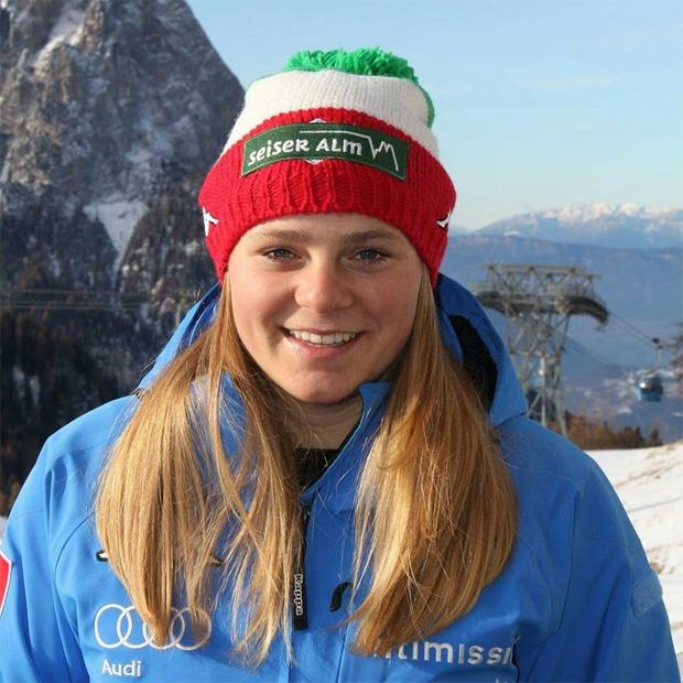 """Verena Gasslitter im Skiweltcup.TV-Interview: """"Peter Fill ist mein Vorbild!"""" (Foto: Verena Gasslitter / facebook)"""