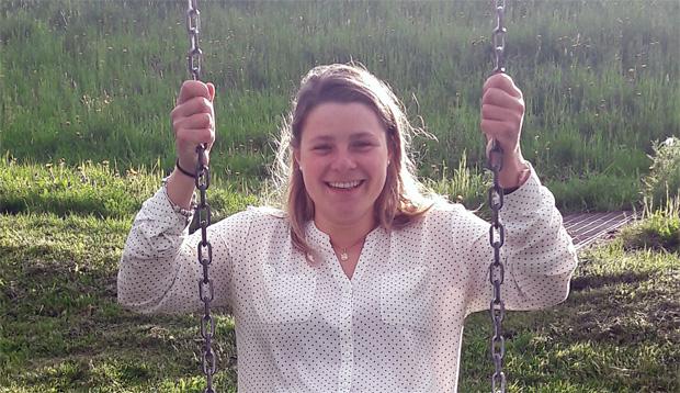 Trotz der schweren Verletzung schaut Verena Gasslitter positiv in die Zukunft (Fotos: Verena Gasslitter / privat)