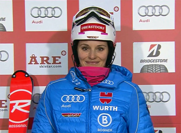 """Christina Geiger: """"Mein Ziel ist es, mich so schnell wie möglich für die WM in St. Moritz zu qualifizieren."""""""
