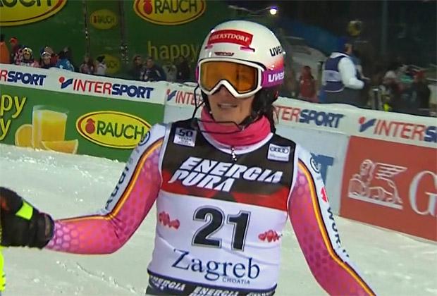 Platz 10 in Zagreb ist gut für das Selbstvertrauen von Christina Geiger