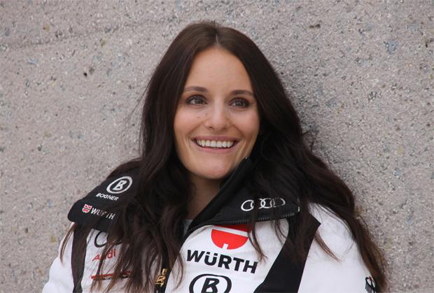 Christina Ackermann (Geiger) freut sich auf ihr erstes Baby