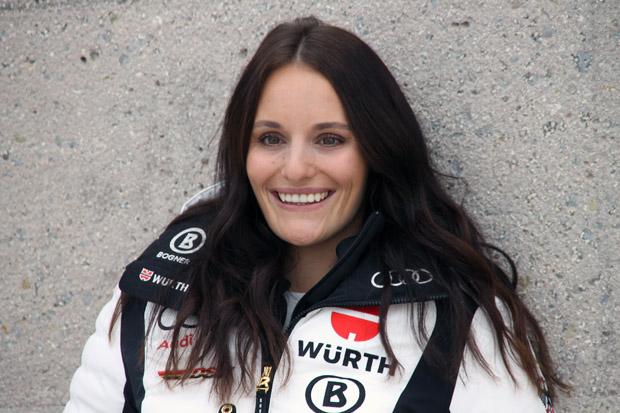 """Tina Geiger: """"Möchte mich in der Weltrangliste schnellstmöglich nach vorne arbeiten"""" (Foto: Skiweltcup.TV / Walter Schmid)"""