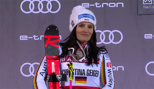 Das DSV Team wird von Christina Ackermann angeführt.