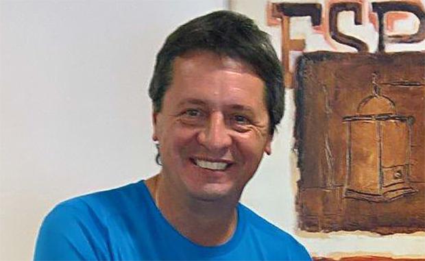 Rennsportdirektor Peter Gerdol hat viel zu tun. ( Foto: © Hahnenkamm.com)
