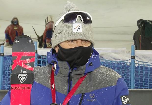 """FIS Damen-Renndirektor Peter Gerdol: """"Der Ausschluss des schwedischen Teams hatte nicht mit der FIS zu tun."""""""