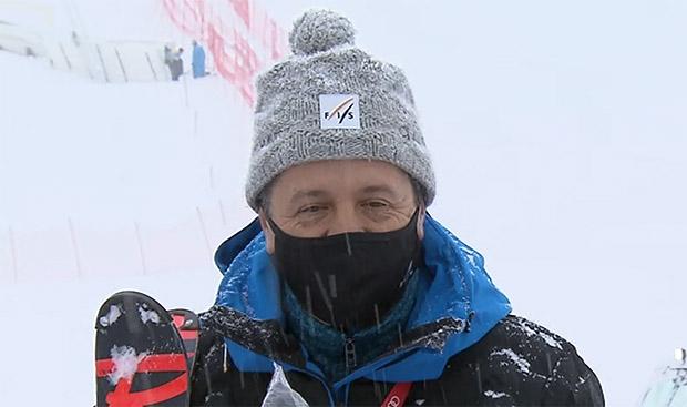 FIS Renndirektor Peter Gerdol: Der Montag steht in St. Moritz nicht als Ersatztag zur Verfügung.