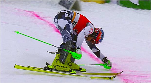 Schwere Knieverletzung lässt AJ Ginnis' Olympiatraum wie eine Seifenblase zerplatzen