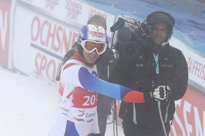 © Gerwig Löffelholz - Marc Gini fährt in diesem Winter keine Rennen mehr