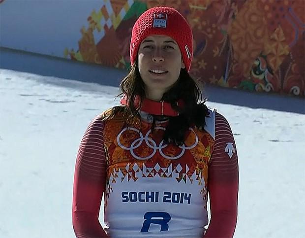 Dominique Gisin (SUI)