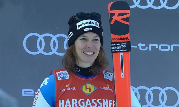 Skiweltcup.TV kurz nachgefragt: Heute mit Michelle Gisin