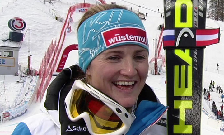 Elisabeth Görgl (AUT)