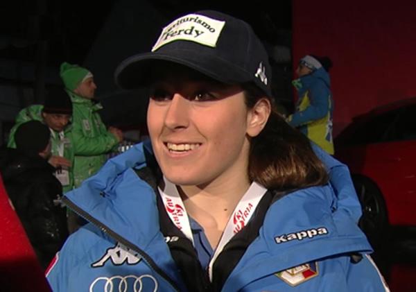 Sofia Goggia (AUT)