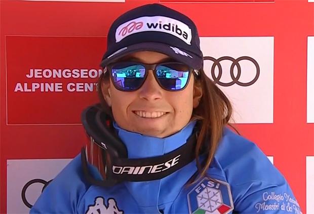 Sofia Goggia gewinnt Olympia-Abfahrtsgeneralprobe in Jeongseon