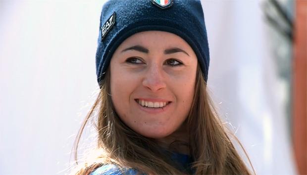 Sofia Goggia würde sich auf Lindsey Vonn bei den Olympischen Spielen 2022 freuen