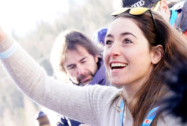 © Archivio FISI / Sofia Goggia freut sich auf Weltcup-Comeback in Garmisch-Partenkirchen (Foto: Gio Auletta/Pentaphoto)