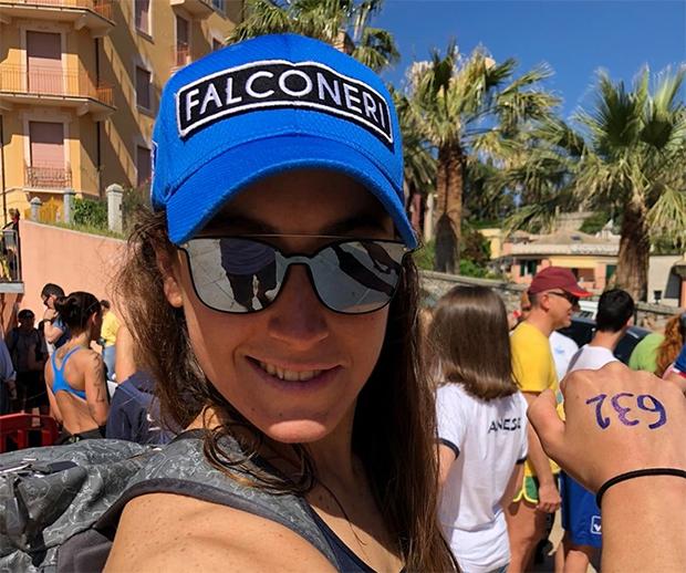 Sofia Goggia geht in der Vorbereitung neue Wege (© Sofia Goggia / Facebook)