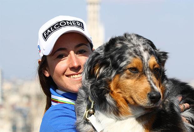 Sofia Goggia hat ein großes Fernziel - Die Olympischen Winterspiele 2026 (Photo Alessandro Trovati pentaphoto/Mate Image)