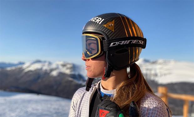 Sofia Goggias Trainingseinheiten in Ushuaia verlaufen problemlos (© Sofia Goggia / instagram)
