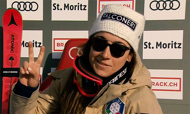 Sofia Goggia macht die Corona-Pandemie Angst