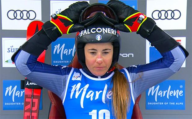 Auch Sofia Goggia startet in das Sommertraining