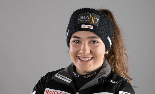 Schweizerin Nicole Good ist Junioren Kombinations-Weltmeisterin 2019 (Foto: Swiss-Ski / Severin Nowacki)