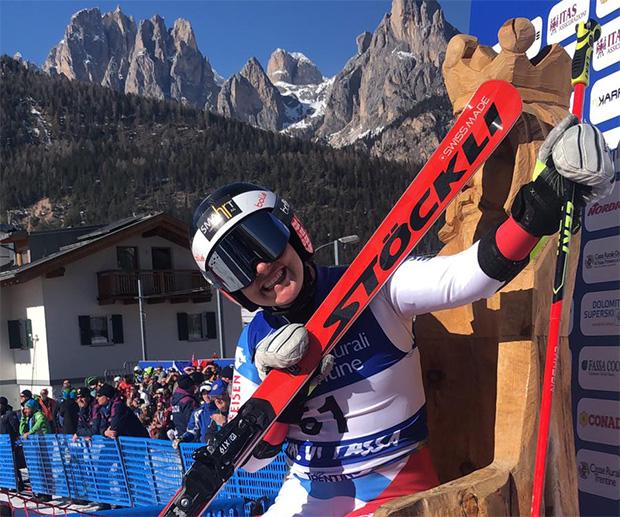 Swiss Ski News: Kreuzbandriss bei Nicole Good (© Foto: Nicole Good/privat)