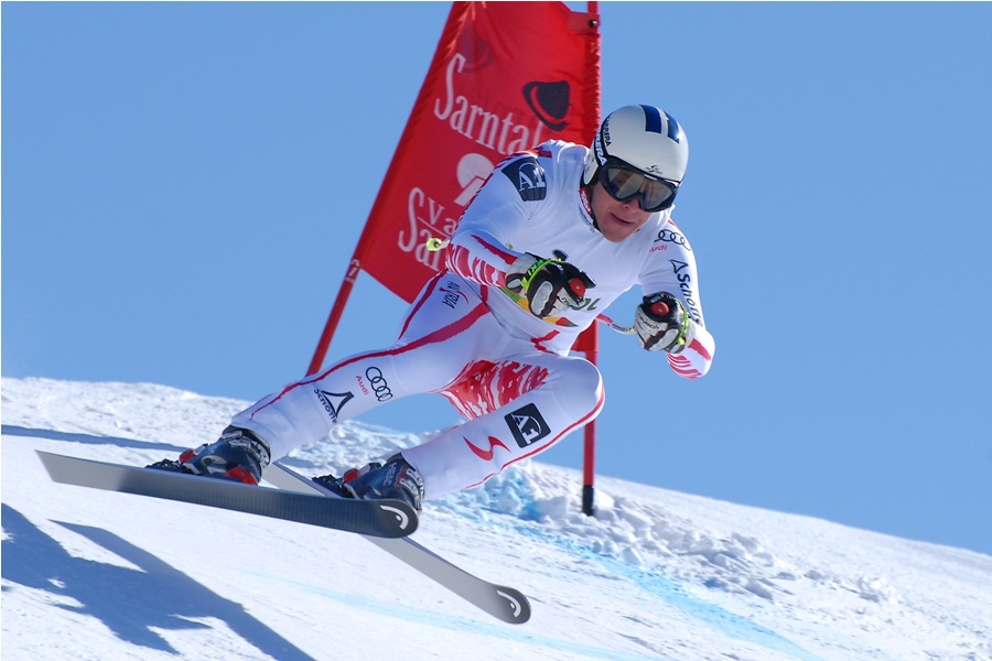 © ski.sarntal.com / Bernhard Graf gewann die Super Kombi im Vojahr