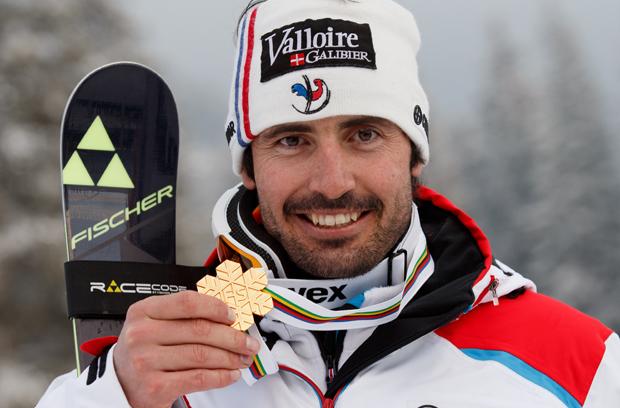© GEPA/Fischers Sports / Gold, Silber und Bronze für Fischer bei der Ski-WM in Beaver Creek