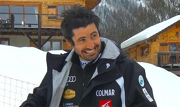 Der zweifache Slalomweltmeister Jean-Baptiste Grange beendet seine Karriere