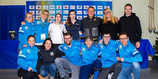 Ein besonderes Dankeschön an die Saslong-Redaktion - Ein Vorbild für viele Weltcupveranstalter. (Foto: © Saslong Classic Club)