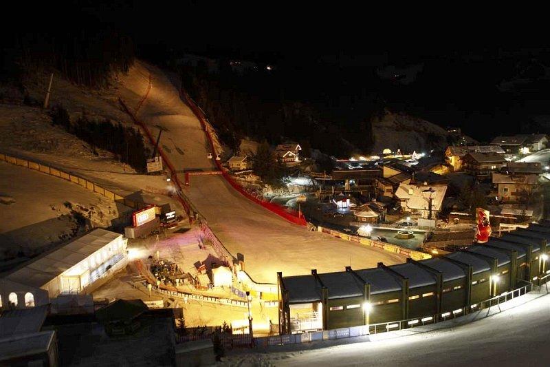 © www.saslong.org / Auf der Saslong findet die 50. Weltcup-Abfahrt statt.