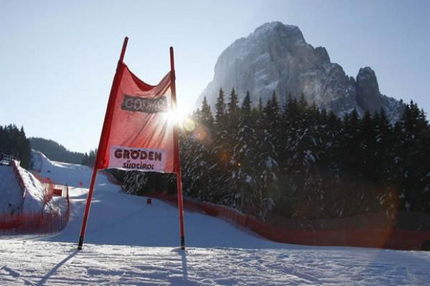 © saslong.org / FIS gibt grünes Licht für Speedrennen in Gröden / Val Gardena