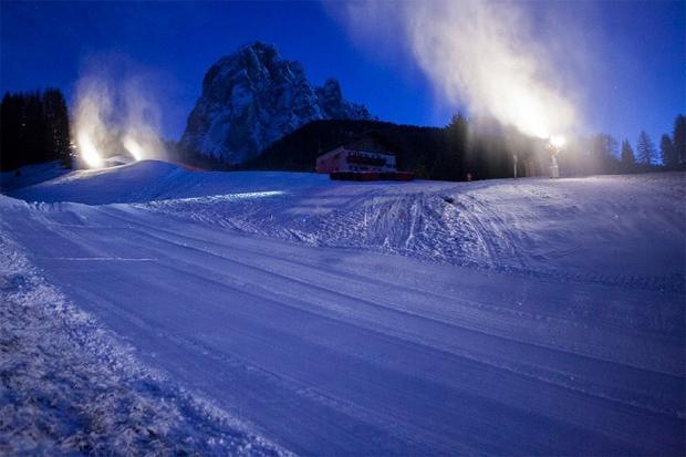 © saslong.org  / Gröden / Val Gardena freut sich auf die Skiweltcup Rennen 2014/15