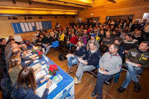 FIS eröffnet Rennwoche in Gröden / Val Gardena