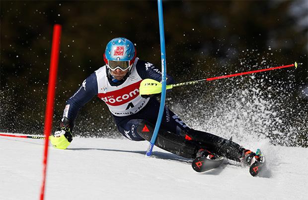Stefano Gross träumt von einer WM- und Olympiamedaille (Foto: © Archivio FISI/Shinichiro Tanaka/Pentaphoto)