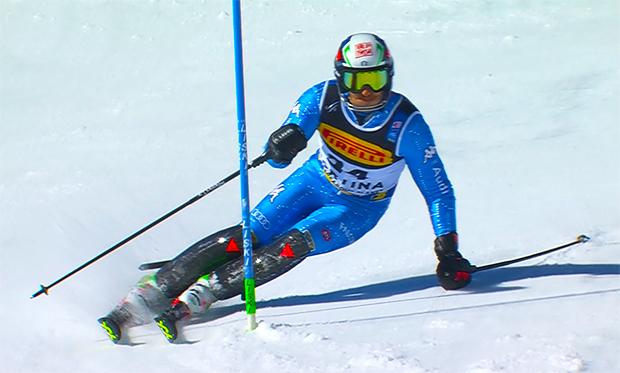 Ski-WM 2021: Stefano Gross möchte wieder ein gutes Ergebnis einfahren