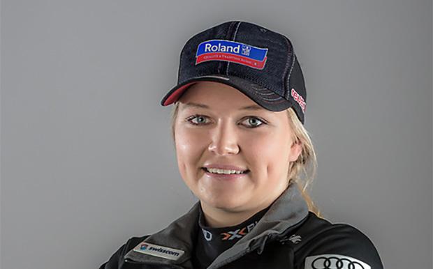 Skirohdiamanten im Interview: Heute Katja Grossmann aus der Schweiz (Foto: © Swiss-Ski)