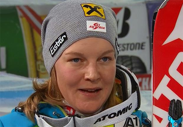 """Julia Grünwald im Skiweltcup.TV-Interview: """"Ich möchte mich weiterhin in allen Bereichen verbessern!"""""""