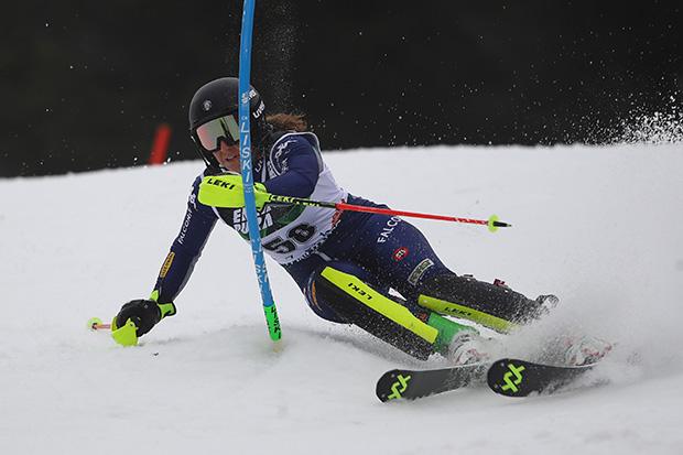 Ski-WM 2021: Anita Gulli springt in buchstäblich letzter Sekunde auf den WM-Zug auf (Foto: © Archivio FISI/ Pentaphoto/Marco Trovati)