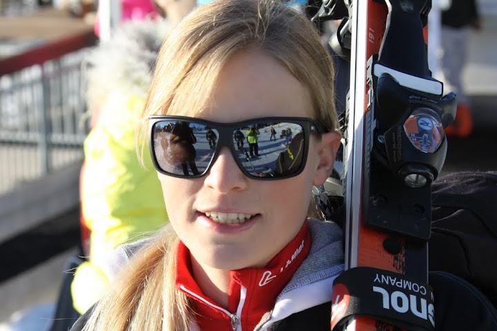 © Gerwig Löffelholz / Schweizer Meisterschaften: Lara Gut gewinnt Riesenslalom