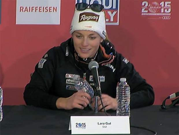 Bronzemedaille macht Lara Gut nicht glücklich